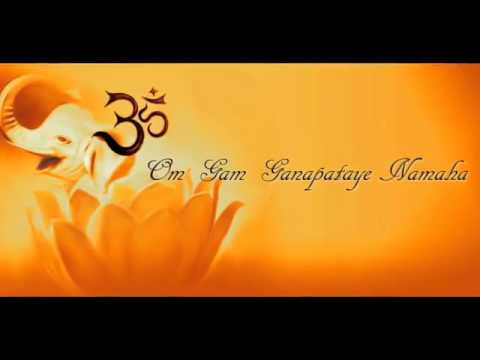 Om Gam Ganapataye Namaha