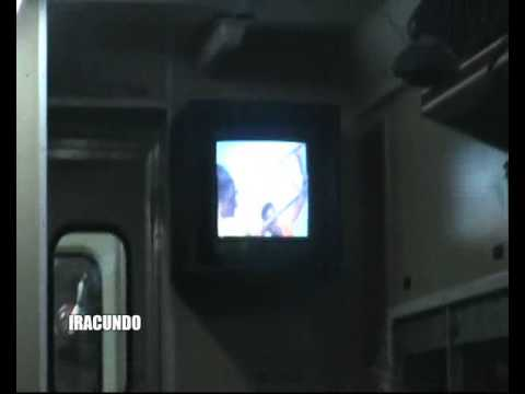 Viajando en el tren de Bolivia-- rumbo a Villazon -PARTE 2