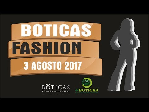 Boticas Fashion 2017