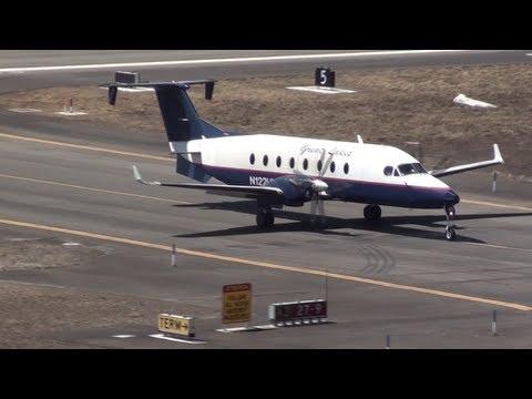 Aircraft Spotting at Telluride Regional Airport (KTEX)