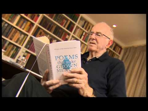 Clive James reads a poem that makes him cry - Canoe by Keith Douglas - Newsnight