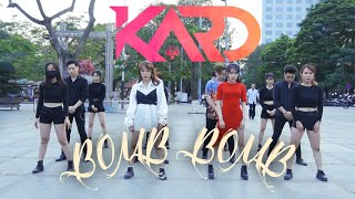 [KPOP IN PUBLIC CHALLENGE] KARD _ Bomb Bomb(밤밤) DANCE COVER BY SOUND WAVE IN VIETNAM