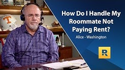 How Do I Handle My Roommate Not Paying Rent?