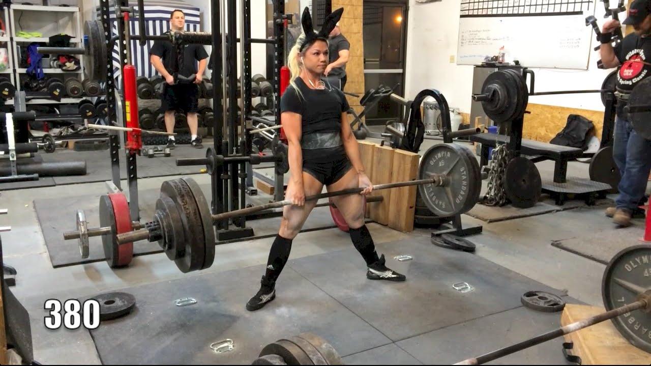 October 2014 Powerlifting Training Highlights   YouTube