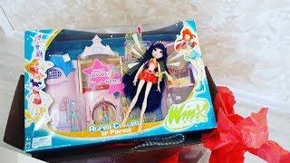 ШОК!  Мои Новые вещи Винкс Куклы Игрушки Для Детей Обзор