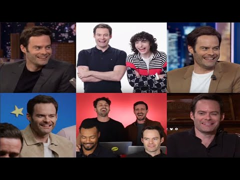 Best of Bill Hader's IT 2 Interviews