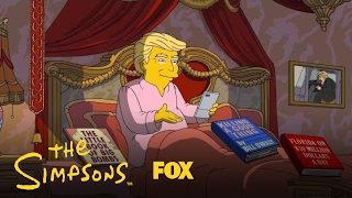 The Simpsons: Donald Trump's First 100 Days In Office