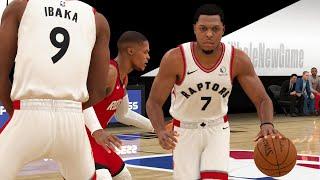 NBA Today 7/24 - Rockets vs Raptors Full Game Highlights   NBA Scrimmage (NBA 2K Mod)