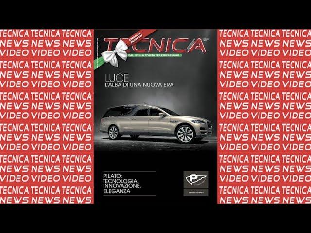 Anteprima Tecnica Agosto 2020 Tecnicanews Video