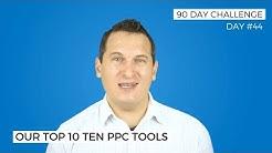 Top 10 PPC Tools