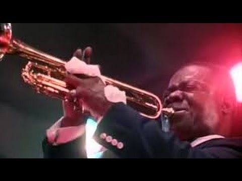 Louis ArmstrongUp a Lazy RIver Live Newport Jazz 1958