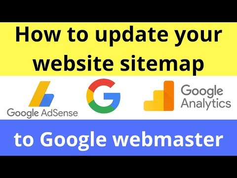 How To Update Sitemap Of Your Website In Google Webmaster