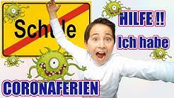 HILFE ich habe Coronaferien 🦠🥵| Lernroutine | Schulfrei | Johann Loop