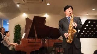 真島俊夫を偲ぶ会 2016年6月12日@シーボニアメンズクラブ 演奏:田中靖...