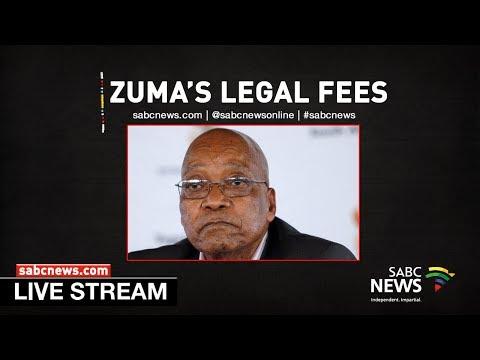 Judgment on Zuma legal fees