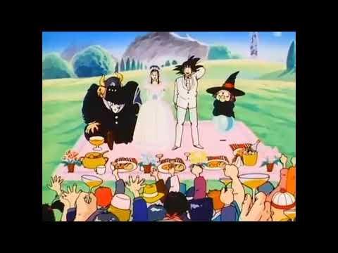 Dragon Ball - Goku And Chichi's Wedding - English Dub