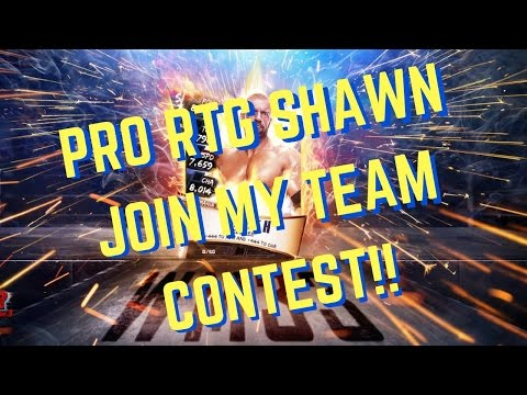 Team Request Contest and Getting Pro-able RTG Shawn Michaels!! WWE Supercard #112