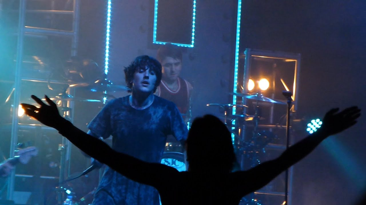 Bring Me The Horizon Sleepwalking Live At E Werk Köln 09112013