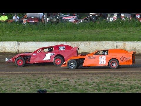 Econo Mod Heat One | Eriez Speedway | 6-9-19