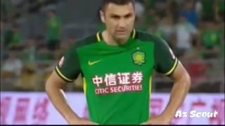Burak Yılmaz'ın Çin Liginde Attığı Tüm Goller | Trabzonspor'a hoş geldin