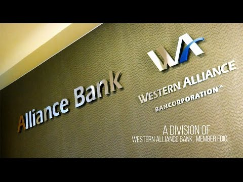 Alliance Bank of Arizona - Phoenix, Arizona - SIMS Partner Spotlight [Banking & Finance]