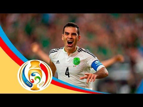 ¡Golazo de Rafael Márquez! | México 2 - 1 Uruguay | Televisa Deportes