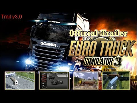 Euro truck simulator 3 Official Trailer ets2 going to ets3 mods download  ets3 2021