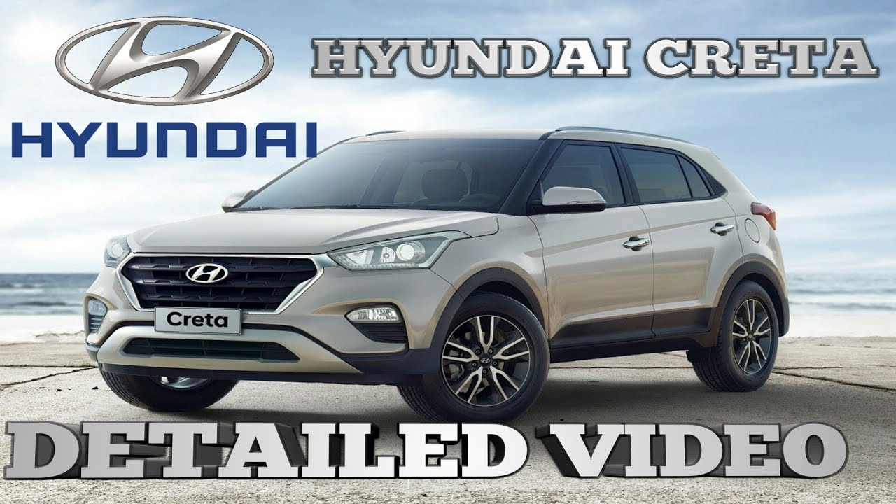 2018 Hyundai Creta Official Trailer Price Features Launch Details