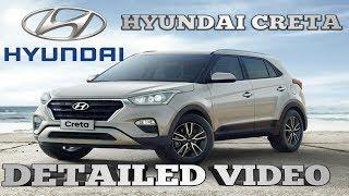 2018 Hyundai Creta Official Trailer Price Features Launch Details All New Hyundai Creta смотреть