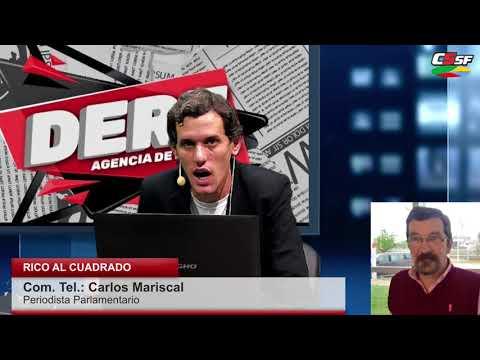 Máximo Kirchner presidiría el bloque del Frente de Todos