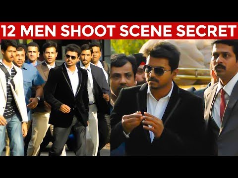 Secret behind Thuppaki's 12 men shoot-out...