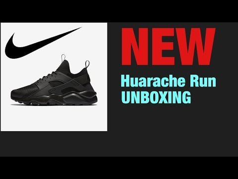 *NEW* Nike Huarache Run Unboxing