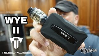 TeslaCigs WYE v2 Kit Review - WYE II - Mike Vapes