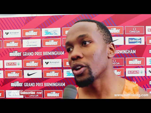 AKANI SIMBINE TALKS 2018 SEASONS, LOOKING AT 2019 AND MISSING HIS MUMS FOOD