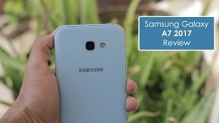 Samsung Galaxy A7 2017 Review!