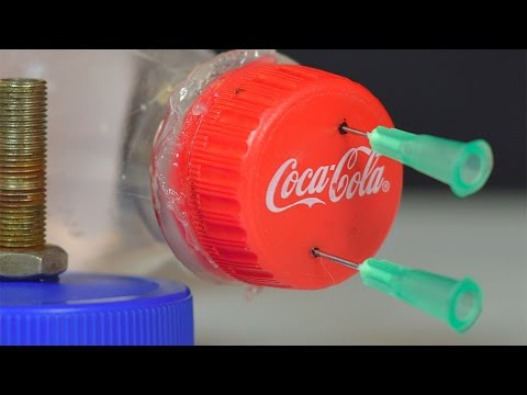 Thumbnail: 4 LIFE HACKS WITH PLASTIC BOTTLES