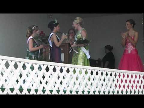 Kaylea Kongar named Miss Adams County 2012