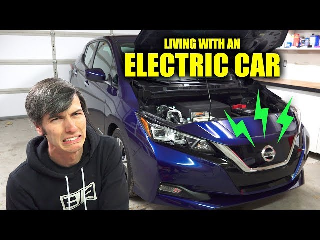 Living With An Electric Car Changed My Mind