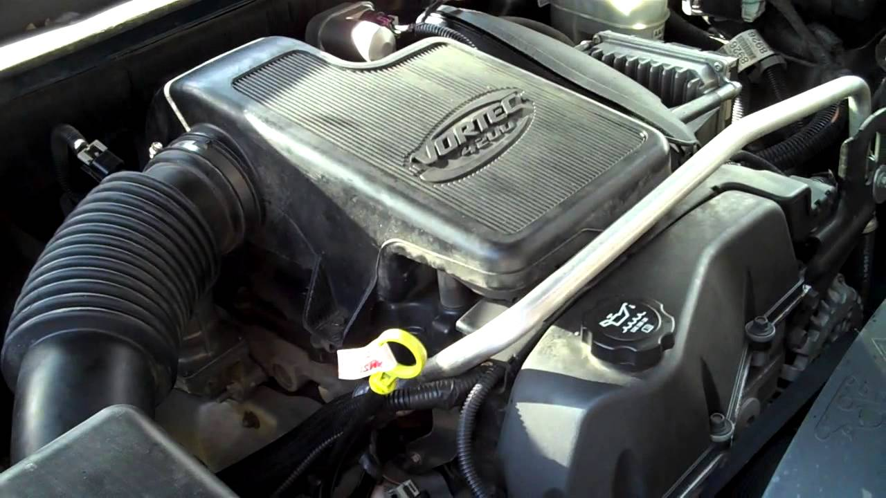 Amsoil power foam  envoy trail blazer stall when air conditioning is on   how to fix