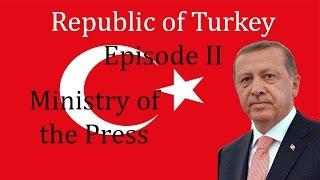 Power & Revolution   Republic of Turkey, S.II, Ep. II   Major Legislation