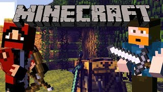 Minecraft Rush | Spawn Camping!