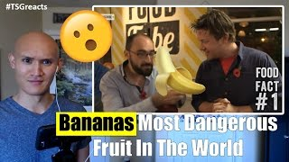 Bananas Most Dangerous Fruit In The World || Reaction Video