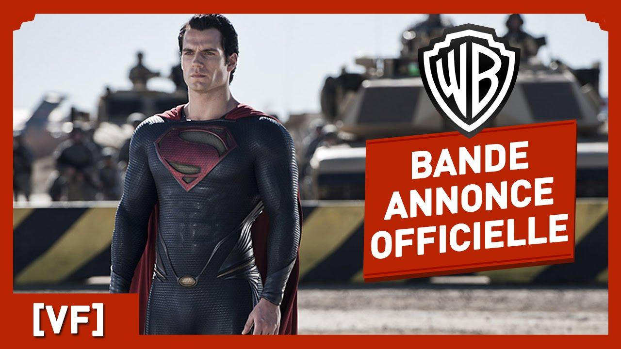 Download Man Of Steel - Bande Annonce Officielle (VF) - Zack Snyder / Henry Cavill / Kevin Costner