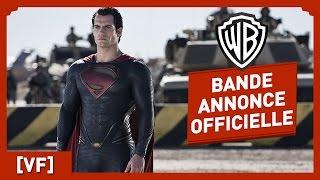 Man Of Steel - Bande Annonce Officielle (VF) - Zack Snyder / Henry Cavill / Kevin Costner streaming