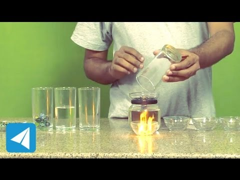 Example of 3 states of matter - solid, liquid and gas | States of Matter | Physics