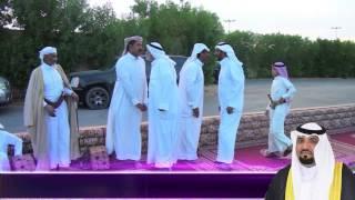 حفل زواج عبدالله بن مهدي بن مجلي آل نميص الوايلي