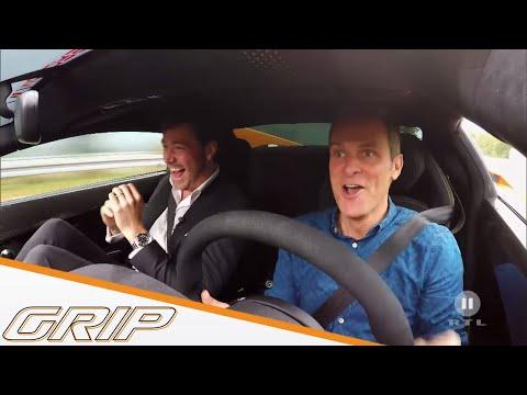 Lamborghini Gallardo Superleggera von Underground Racing - GRIP - Folge 389 - RTL2