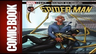 Spider-Man #239 | COMIC BOOK UNIVERSITY