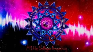 [HD] [Pure] [1 Hour] 741 Hz Solfeggio Frequency ~ Find Solutions & Clean Your Mind