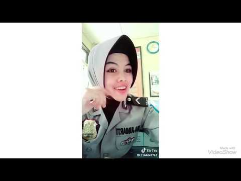 TikTok Polisi Jaman Now Kece Baday #KEREN Abiss